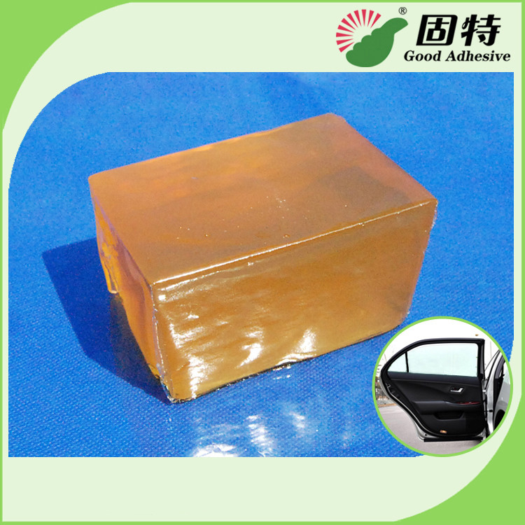 Block Solid Hot Melt Glue Adhesive For Materials In Mattress With Good Bonding Strength