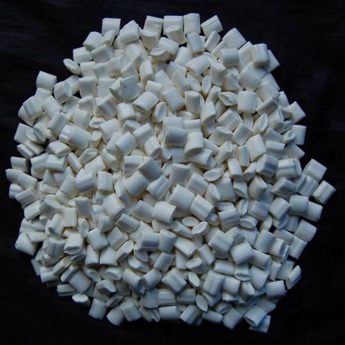 Milk White EVA Hot Melt Adhesive , Strong Hot  Glue for High Grams Coated Paper Glue Book Binding